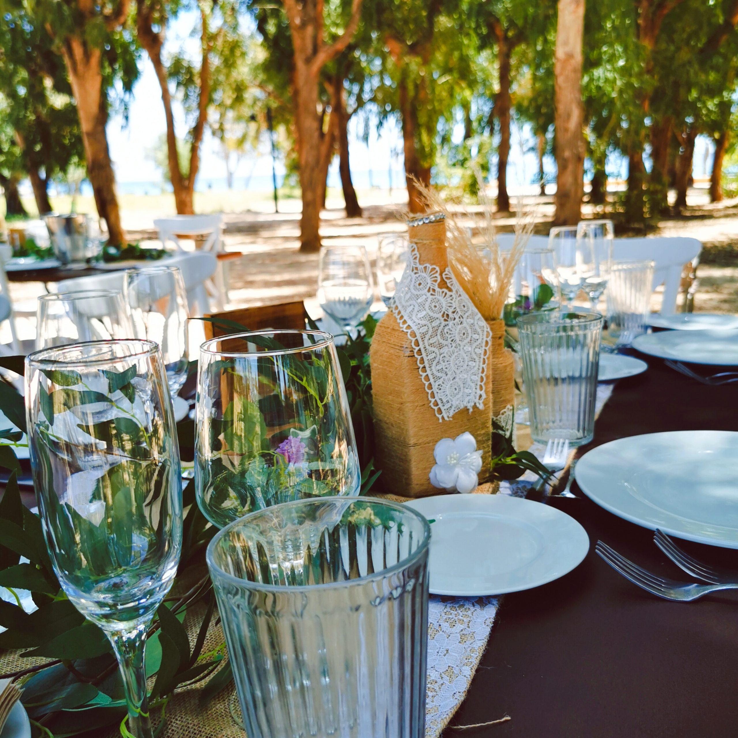 destination wedding camping el torres